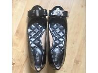 Michael Kors Women's Black Heels Size 40 Uk (not Certain)