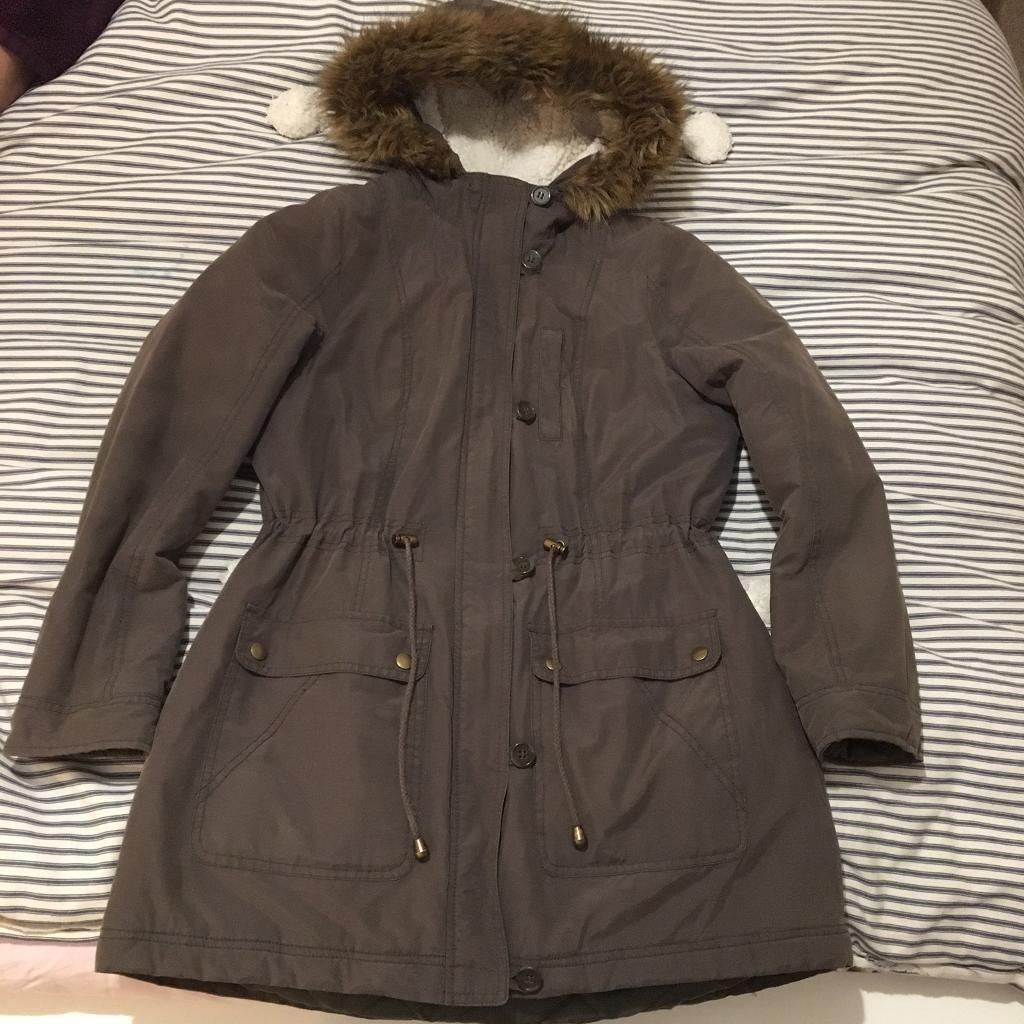 1805ebbe4d3fd George Asda Ladies Parka Coat, Size 12 | in Gillingham, Dorset ...