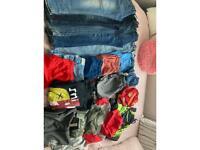 Boys bundle clothes size 10-12 (20 items)