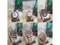 Rolex YachtMaster 2 Rolex Daydate Diamonds iced out Yacht Master automatic datejust london kilburn