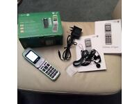 Doro PhoneEasy 410 - simple mobile phone