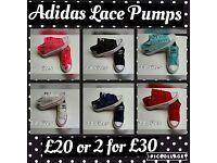 Adidas pumps
