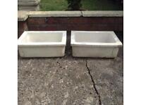 Stone troughs/Planters