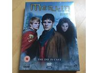 Merlin - Series 5 - Vol.1 (DVD 3-Disc Set)