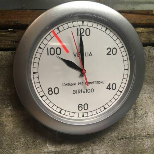 silver shop clock Veglia Contagiri per Competizione: DUCATI/GUZZI/FERRARI/ALFA