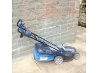 Mac Alister large capacity electric lawn mower for sale
