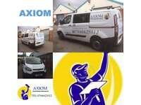 AXIOM PLASTERING