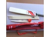 Slazenger junior cricket set