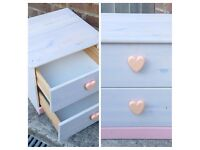 LOVELY Pine Bedside tables - LOCAL FREE DELIVERY