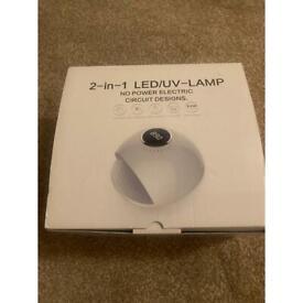Led gel nail lamp 84w