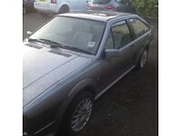 Classic vw scirocco spares repair or project