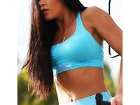 New Man.up ladies gym bras in 3 colours RRP £24.99