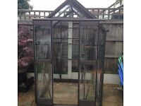 Greenhouse - Peak Croxden 4ft Square