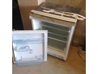 Electrolux Under Counter Integrated Fridge - 140litre capacity