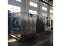 50 KG COMMERCIAL WASHING MACHINE & 50 KG TUMBLE DRYER