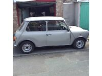 Classic mini City..1988..good starter runs well..