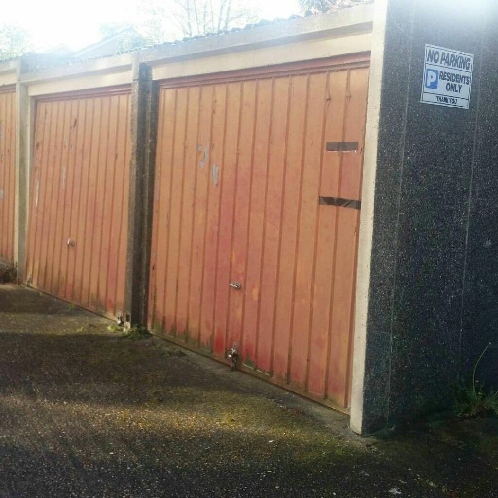 Car Sized Garage/Storage To Rent   Forest Hill   Dartmouth Road   SE26