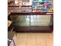 Solid shop counter FOR SALE