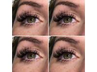 Eyelash extensions in Epsom