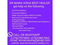 Lost Love Spell Caster And Spiritual Healer /Clairvoyant,Wicca Witchcraft dr mama aisha
