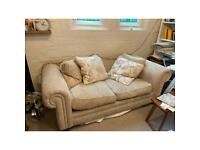 Good condition sofa - collect for free.
