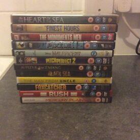 2015 DVDs