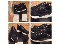 Christian Dior Black Runners B22 Trainers Shoes Mens Women's Girls Boys Various Size Unisex