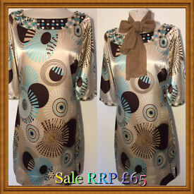 SALE! stunning dress suit hand bead work embroidery & sequin new with tags grab a bargain!