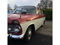 1966 humber septre 1725 with overdrive