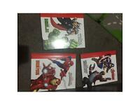 Marvel books collection