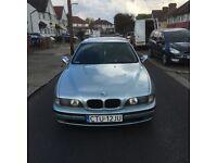 BMW 520i Left Hand Drive