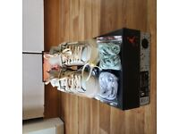 Nike Jordan 4 Off-White size 8.5