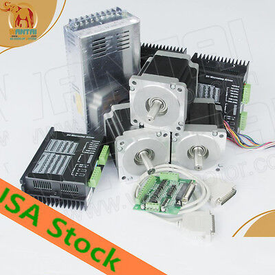 Fast Ship Wantai Nema23 Stepper Motor 1.9n.m270oz-in 3v 3a Hot Sell Cnc Kit