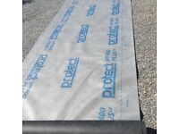 Protect Roofing Felt approx 28sqmeters