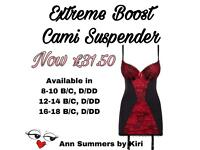 Extreme Boost Cami Suspender