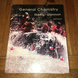 General chemistry ebbing and gammon eighth edition book