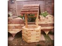Pallet garden items