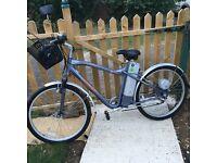 I zip cb26 electric bike