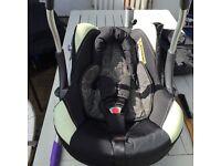 Silver cross pram/pushchair and car seat