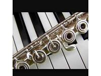 Piano & Flute lessons in Lurgan