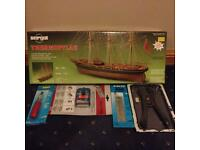 Model kit English clipper Thermopylae