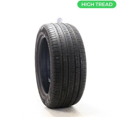 Used 295/45ZR20 Pirelli Scorpion Verde Run Flat 110Y - 10.5/32