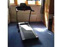 REEBOK ONE GT40S TREADMILL: AS NEW ONLY USED TWICE + FREE LOCAL DELIVERY! (ON ARGOS AT £499.99!)