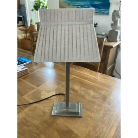 Pair of John Lewis table lamps