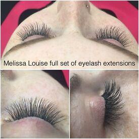 EYELASH EXTENSIONS NAILS SPRAY TANS TINTING AND HAIR EXTENSIONS