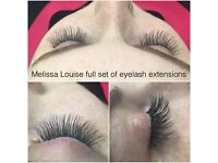 EYELASH EXTENSIONS NAILS SPRAY TANS TINTING AND HAIR EXTENSIONS