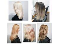 Mobile Hairdresser Nottingham and Surrounding area Balayage, Foils, Colour, Cut