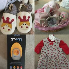 Lots of new / nearly new baby items