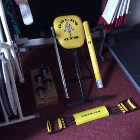 Top Quality Golds Gym Fitness Equipment PRICE DROP