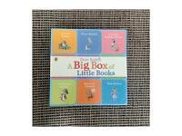 Peter Rabbit mini books